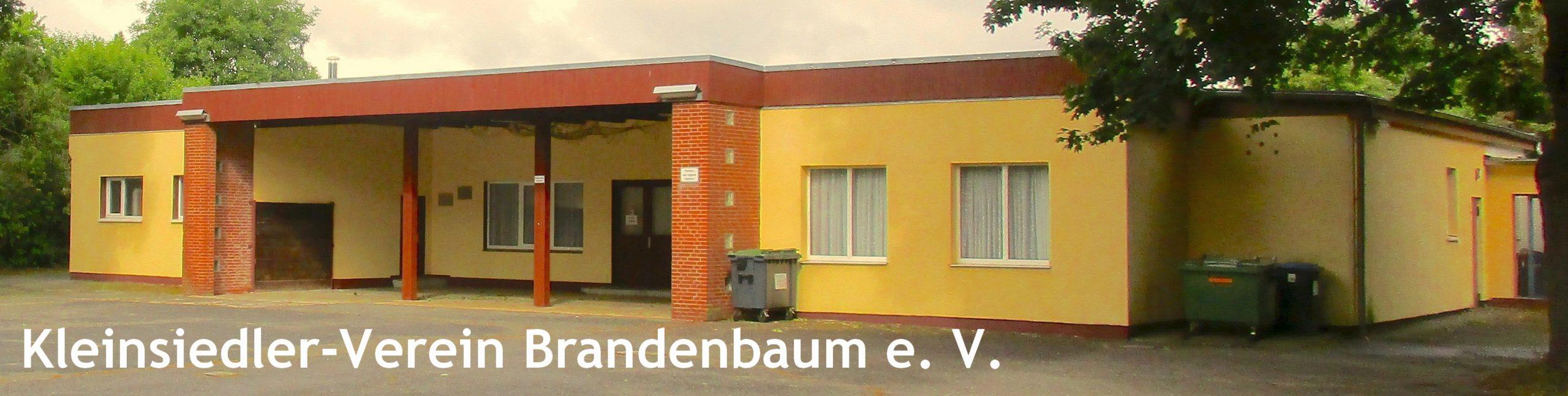 Kleinsiedlerverein Brandenbaum Logo